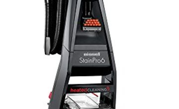 BISSELL Stain Pro 6 | Carpet Cleaner With HeatWave Technology and 6 Rows Of Rotating Brushes | 20096