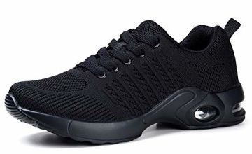 HKR Women's Trainers Lightweight Running Shoes Air Cushion Sneakers