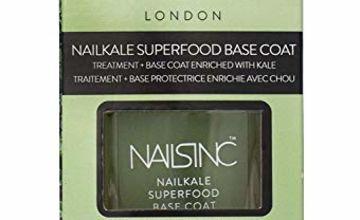 Nails Inc Nailkale Superfood Base Coat [PACKAGING MAY VARY]