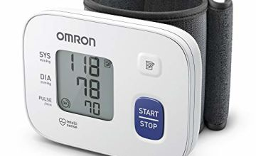 Up to XX% off OMRON Wrist Blood Pressure Monitors