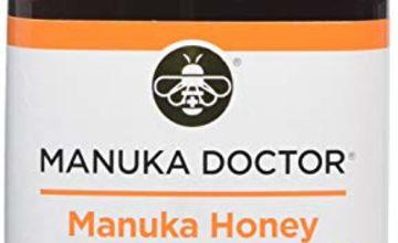 Manuka Doctor 70 MGO Manuka Honey, 500 g