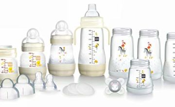 27% off MAM Newborn Bottle Sets and Soothers