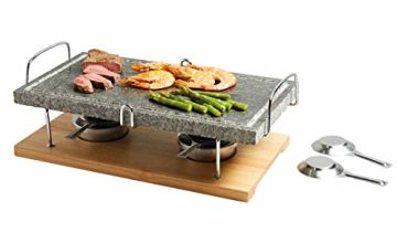 Save on Artesà Marble Hot Stone Grill, 41.5 x 22 x 15 cm and more