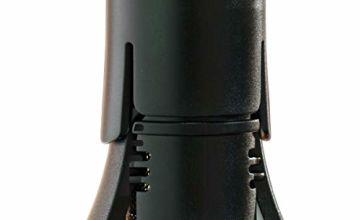 Le Creuset Wine Accessories Sparkling Wine Stopper - Black
