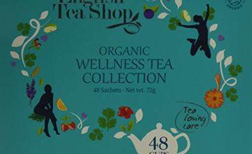 Save on English Tea Shop Organic Wellness Collection Tea Bag Gift Tray and more