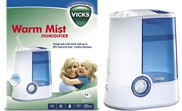 Up to 31% off Vicks Humidifiers