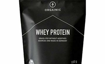 20% off Whey Protein Powder by ORGAINIC