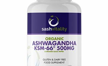 25% off Supplements by Sash Vitality