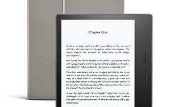 Save £50 on Kindle Oasis