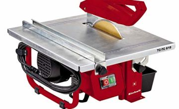 Einhell TH-TC 618 600 W Tile Cutter with Water Cooling System (Includes Diamond Blade) - Multi-Colour
