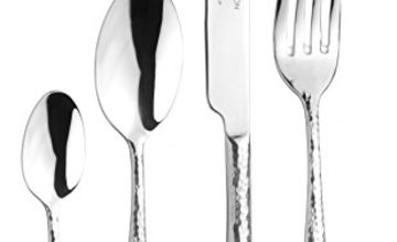 Monsoon by Arthur Price Mirage 8 Person Cutlery Set, Stainless Steel, 28 x 45 x 5 cm