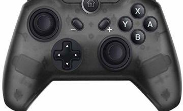 Maegoo Controller for Nintendo Switch, Nintendo Switch Controller Wireless Gamepad Joystick for Nintnedo Switch with Gyro Axis Dual Shock Vibration Wireless Gamepad for Nintendo Switch