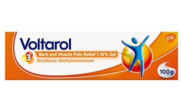 20% off Voltarol Back and Muscle Pain Relief Gels