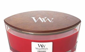 15% off Woodwick Ellipse Candles