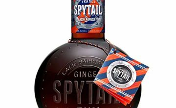 33% off SPYTAIL Black Ginger Rum, 1.75L