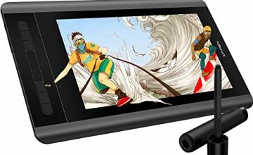 """XP-PEN Artist12 11.6"""" Graphics Drawing Tablet Monitor Pen Display 72% NTSC with 8192 levels Battery-free stylus 1920x1080 FHD"""