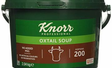 Save on Knorr Professional Oxtail Soup Mix, 200 Portions (Makes 34 Litres) and more