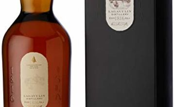 Lagavulin 16 Years Old Single Malt Scotch Whisky, 70cl