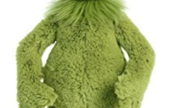 """Aurora 15901 Soft Toy, Green, 18"""""""