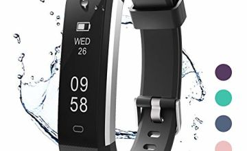30% off Activity Fitness Tracker by Letsfit