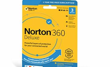Up to 40% off Norton Security and Norton 360 Software