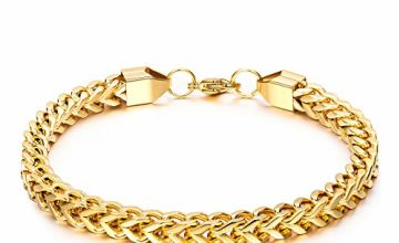 Notting Hill Valentines Gifts Bracelet Gift Mens Bracelets for Men Gold Bracelets for Man Mens Silver Bracelets Mens Gifts for Men Birthday Gifts for Men Birthday Gifts Valentines Gifts for Boyfriend