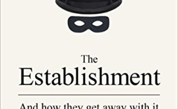 """Today only: """"The Establishment"""" and more from 99p"""