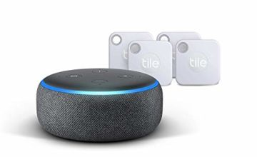 Up to 48% off Tile 4 packs & Echo Dot