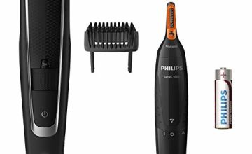 Philips BT5503/83 Series 5000 Beard and Stubble Trimmer with Series 3000