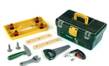 Theo Klein 8305 - Bosch Tool Box With Ixolino