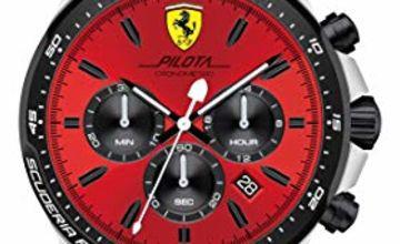 Up to 44% off Scuderia Ferrari and Maserati watches