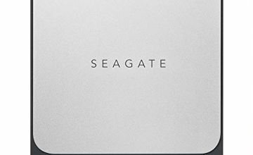 Seagate 1 TB Fast SSD Portable External Solid State Drive for PC and Mac (STCM1000400)
