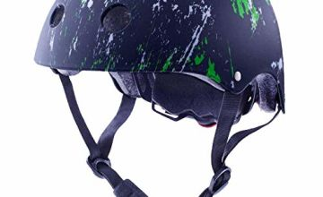 Exclusky Kids/Childs/Childrens Cycle Helmet CE Certified For Multi-Sports BMX Skateboard Scooter Helmet Ages 3-8 Years Boys Girls