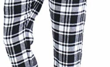 Frankie & Johnny Women's 100% Cotton Flannel Pyjama Trouser PJ Pants