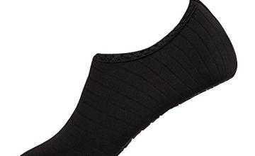 Water Shoes Barefoot Quick-Dry Slip On Aqua Yoga Beach Surf Swim Socks for Men Women
