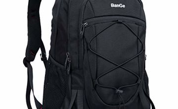 Petfu Hiking Backpack 40L Waterproof Trekking Rucksack Large-Capacity Travel Backpack Outdoor Camping Climbing Bags for Men and Women (Black)