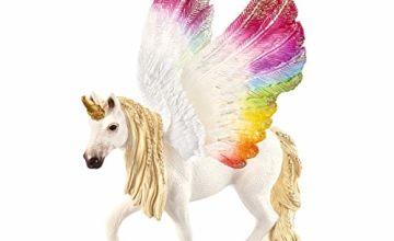 Schleich 70576 Winged Rainbow Unicorn foal