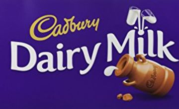 Save on Cadbury Dairy Milk Chocolate Bar 850g