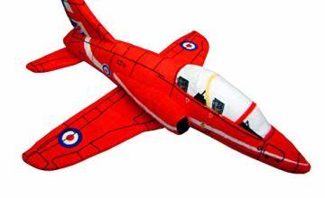 High Resolution Design Red Arrows Jet Soft Toy - 38cm