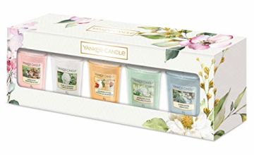 Save on Yankee Candle Gift Set, 5 Votive Scented Candles, Garden Hideaway Collection and more