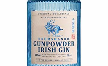 Drumshanbo Gunpowder Irish Gin, 70 cl