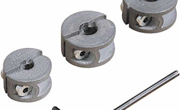Wolfcraft 2755000 Set of 3 Depth Stops 6mm 8mm 10mm One of each
