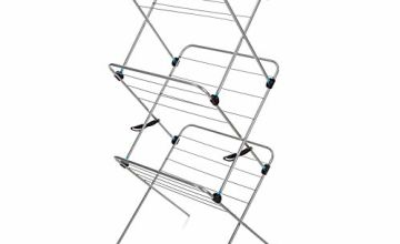 Save on Minky 3 Tier Verso Airer