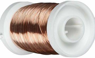 Knorr Prandell 6465790 wire, 185m X 0.25mm Diameter Wire, Copper