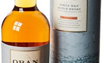Over 15% Off Whisky, including Oban and Cardhu