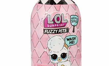 L.O.L. Surprise! 557128 L.O.L. Surprise Fuzzy Pets Ball-Series 5-2A, Multicolour