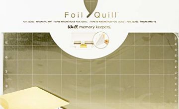 FOIL QUILL MAT by AMERICAN CRAFTS/WE R MEMORY,One Size,661000