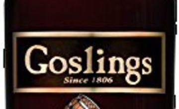 Gosling's Black Seal Rum, 70 cl