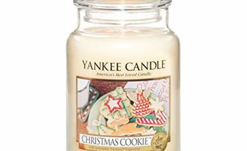 25% off Yankee Candle, Christmas Large Jars