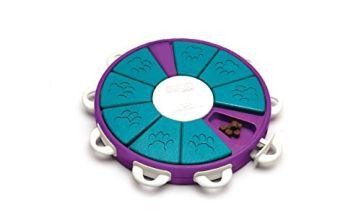 Nina Ottosson Outward Hound Dog Twister Dog Puzzle Toy Dog Game